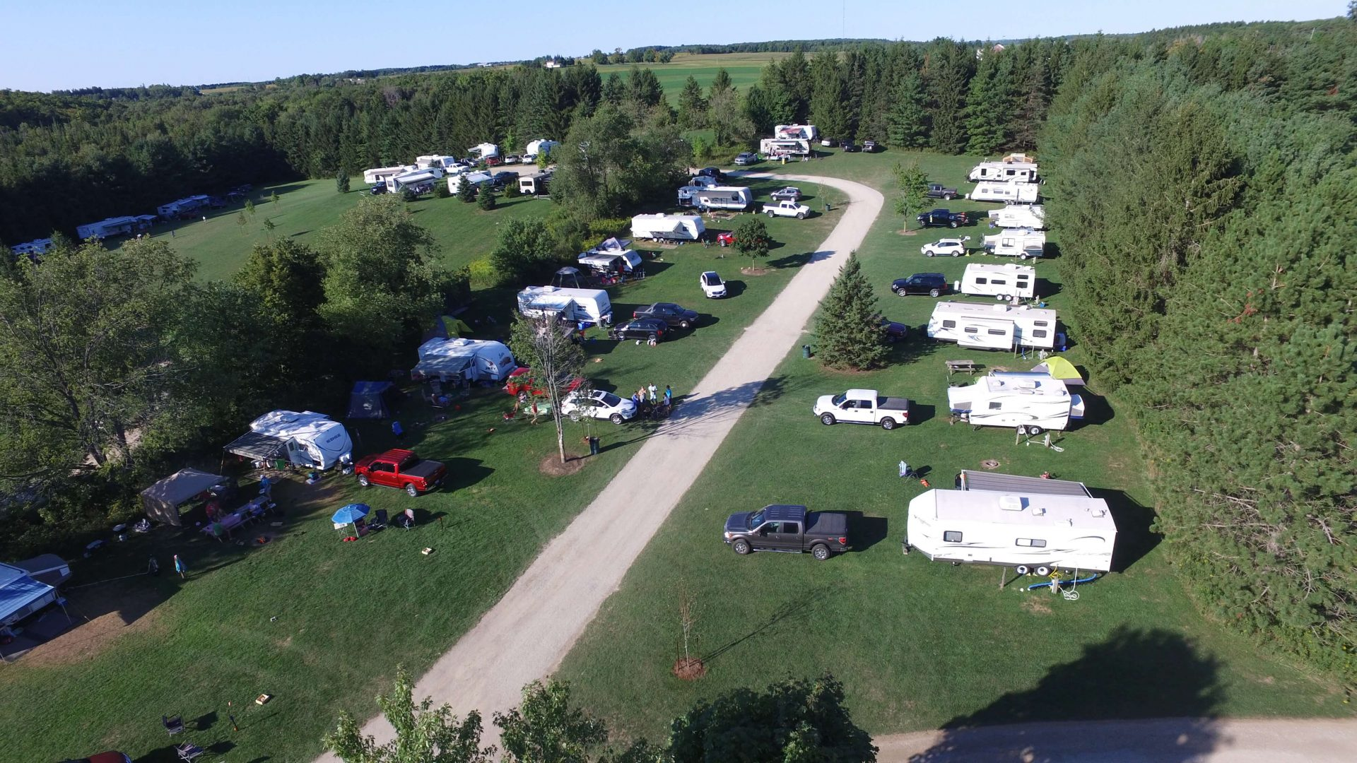 Campground Facilities | Highland Pines